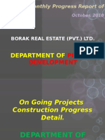 Project Progress Presentation