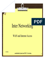 Inter Networking