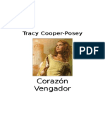 Cooper-Posey, Tracy - Corazón Vengador