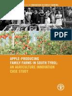 Proizvodnja jabuka u Juznom Tirolu