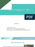 MedCross Imaging - MRI