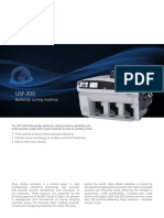 Glory USF-300 Datasheet - English - September 2015_1.0 (Low Res)