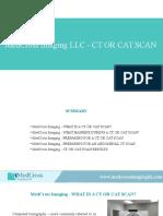 MedCross Imaging - CT OR CAT SCAN
