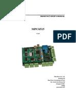 MPC6515 Manual