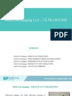 MedCross Imaging - ULTRASOUND