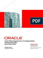 Oracle Retail Integration Bus