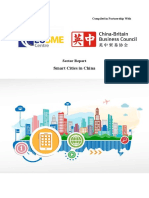 EU SME Centre Report Smart Cities in China Jan 2016