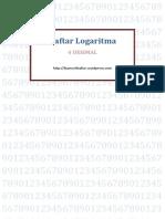 Daftar Logaritma 4 Desimalberisikan tabel tabel logaritmatika dari 0 derajat samapi 360 derjatberisikan tabel tabel logaritmatika dari 0 derajat samapi 360 derjatberisikan tabel tabel logaritmatika dari 0 derajat samapi 360 derjatberisikan tabel tabel logaritmatika dari 0 derajat samapi 360 derjatberisikan tabel tabel logaritmatika dari 0 derajat samapi 360 derjatberisikan tabel tabel logaritmatika dari 0 derajat samapi 360 derjatberisikan tabel tabel logaritmatika dari 0 derajat samapi 360 derjat
