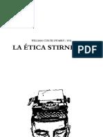 La Ética Stirneriana_ExN