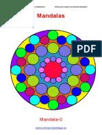 COLECCION Mandalas Para Colorear