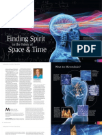 Finding Spirit in the Fabric of Space & Time