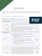 HTTP Response Codes - HTTP _ MDN