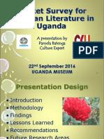 Femrite Survey Report on Ugandan Literature