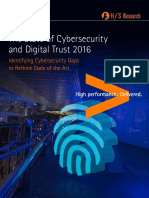 Accenture State Cybersecurity and Digital Trust 2016 Report June