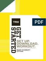 TRX Get Started