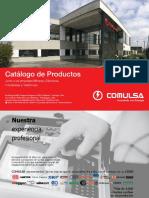 Catálogo de Productos COMULSA 2015
