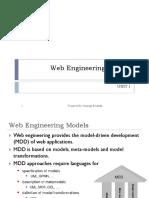 Web Engineering Models