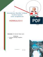 Consulta de Hidraulica