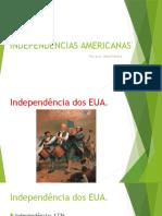 Independências Americanas