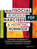 Daniel J Fox-Antisocial, Borderline, Narcissistic and Histrionic