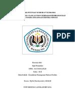 Contoh Analisis Putusan Tentang Kasus Perdata Sp Print