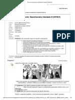 PIM UNIP EAD Questionário Unidade II (2016_2) &.