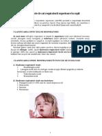 2. Infectiile Acute de Cai Respiratorii Superioare La Copil, Febra La Copil