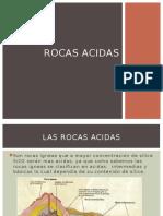 Diapos Rocas Acidas