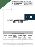ESCL-SOP-011, Design and Development Procedure.doc Rev 01.doc