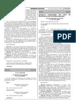 Designan responsable del Libro de Reclamaciones de la Municipalidad