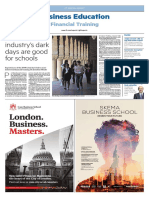 Financial Times Masters in Finance