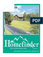 McDowell Homefinder October 2016
