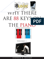 Why the Piano Has 88 Keys