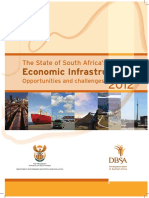 DBSA State of Economic Infrastructure 2012