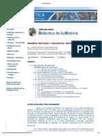 04 - Prat y Santacana - Enseñar Historia y Geografía