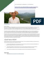 La Hidroeléctrica Las Cruces Amenaza El Ambiente y Los Derechos Humanos_Mexico