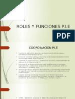 ROLES Y FUNCIONES PIE.pptx