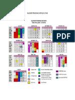 Kalender Pendidikan Smp