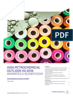 Asia Petrochemical Outlook Aromatics H2 2016