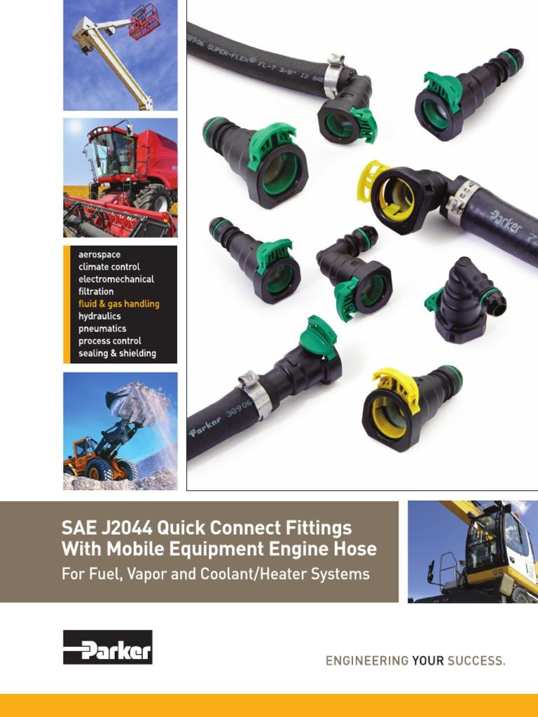 Bul Sae J2044 Pdf Pipe Fluid Conveyance Mechanical