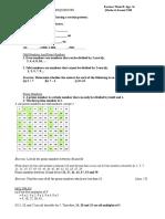 F1 Maths C2 Notes