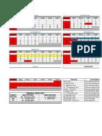 Kalender pendidikan 2