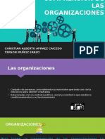 Comprension de Las Organizaciones