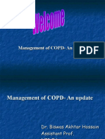 Dr. Biswas Akhtar Hossain an Update Management of COPDFinal