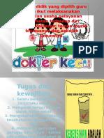 DOKTER KECIL 2015