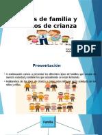 tipos de familias y estilos de crianzas.pptx