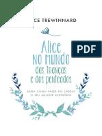Alice No Mundo Dos Penteados