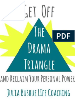 Get Off the Drama Triangle and Reclaim Your Personal Power - Julia Bushue