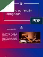 Estudio de Adrianzén Abogados