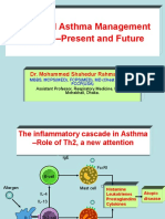 Dr. Mohammed Shahedur Rahman Khan Bronchial Asthma Management Aspects –Current and Future